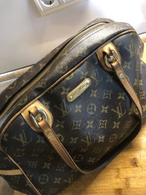 Louis Vuitton Carry Bag brown-taupe