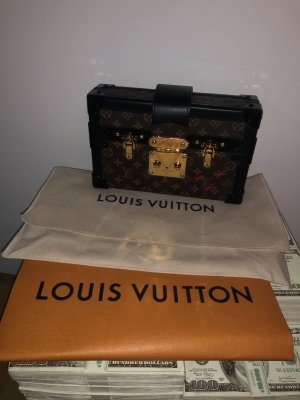 Louis Vuitton Sac porté épaule multicolore