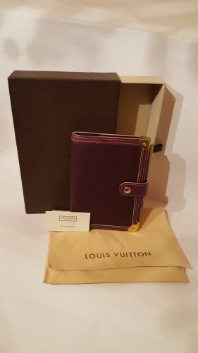 Louis Vuitton Card Case multicolored leather