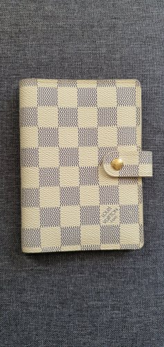 Louis Vuitton Agenda Pm Damier Azur