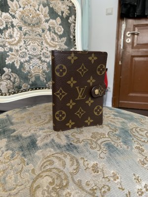 Louis Vuitton Porte-cartes brun-ocre