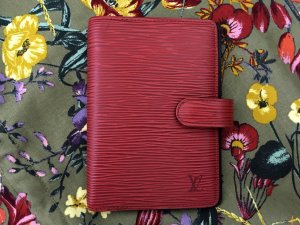 Louis Vuitton Agenda Timer PM Epi rot