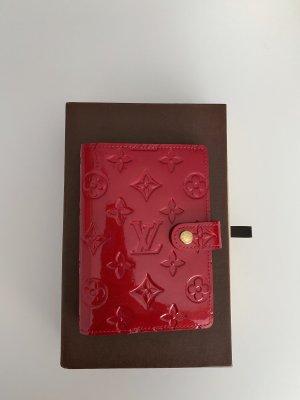 Louis Vuitton Bandolera aviador rojo