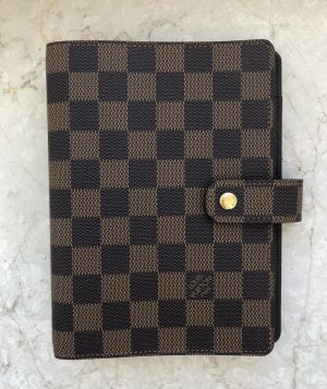 Louis Vuitton Agenda Vintage