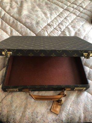Louis Vuitton Aktówka brązowy