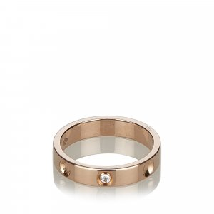 Louis Vuitton Alliance Empreinte Ring