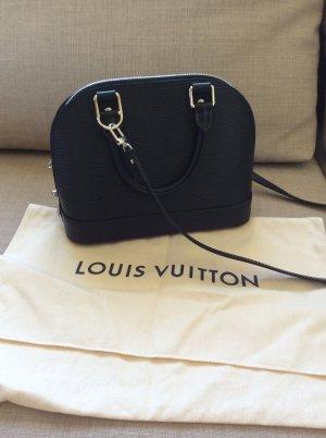 Louis Vuitton Alma BB Epi Leder