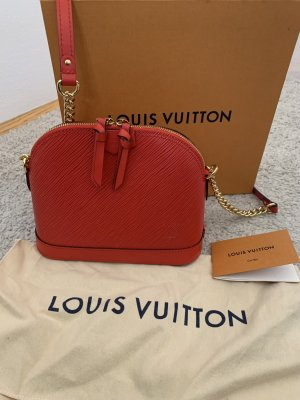 Louis Vuitton Alma BB Tasche Rot