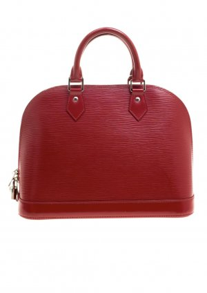 Louis Vuitton Alma Carmine PM