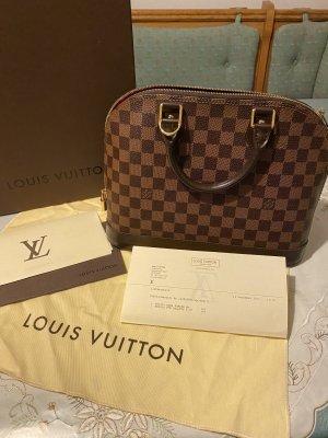 Louis Vuitton Borsetta marrone scuro