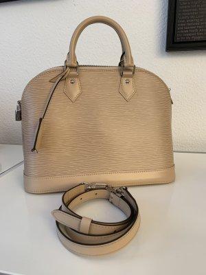 Louis Vuitton Alma PM EPI Leder Dune mit Rechnung Neuwertig