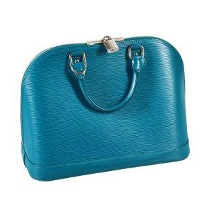 Louis Vuitton Alma PM Epi Leder Handtasche @mylovelyboutique.com