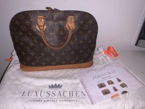 Louis Vuitton alma pm monogram canvas