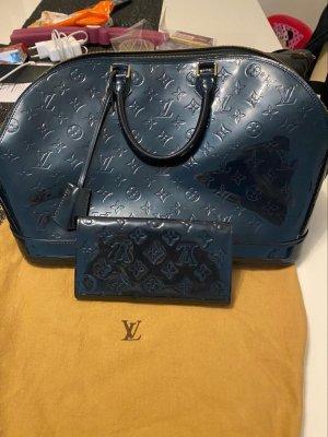 Louis Vuitton Bolso azul oscuro