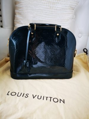 "Louis vuitton Alma vernis PM, ""neu"""