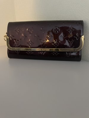 Louis Vuitton Amarante Monogram Vernis Rossmore MM Clutch
