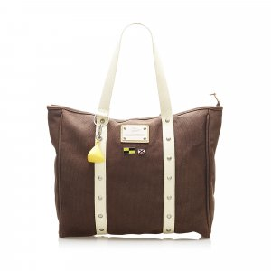 Louis Vuitton Tote dark brown