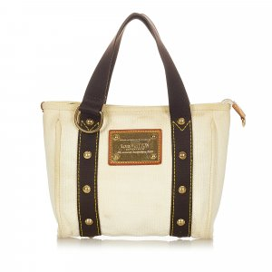 Louis Vuitton Sac à main blanc