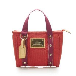 Louis Vuitton Sac fourre-tout rouge