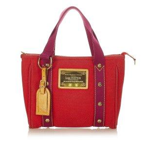 Louis Vuitton Sac à main rouge