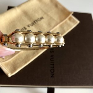 {{ Louis Vuitton Armband Speedy Pearls }}