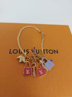 Louis Vuitton Bransoletka złoto