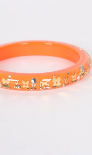 Louis Vuitton Bangle orange-neon orange