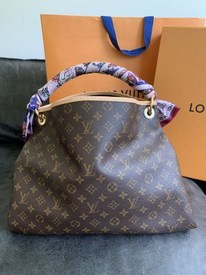 Louis Vuitton Shopper brown