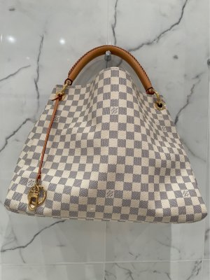 Louis Vuitton Artsy MM Damir Azur Canvas