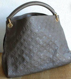 Louis Vuitton Draagtas grijs-bruin