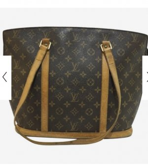 LOUIS VUITTON BABYLONE Monogram Canvas - Handtasche