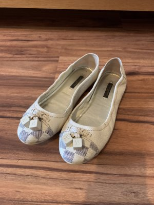 Louis Vuitton Ballerinas Damier Azur