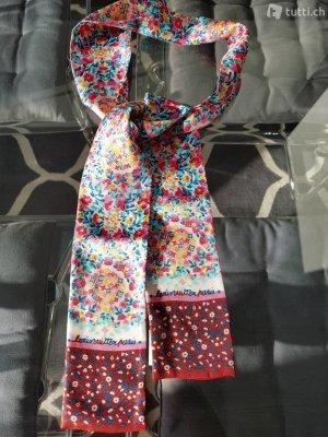 Louis Vuitton Bufanda de seda multicolor Seda