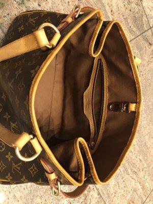 Louis Vuitton Bolso tipo marsupio color bronce Cuero