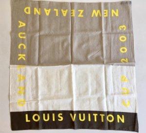 Louis Vuitton Chal veraniego multicolor Algodón