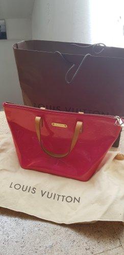 Louis Vuitton Draagtas neonrood-framboosrood