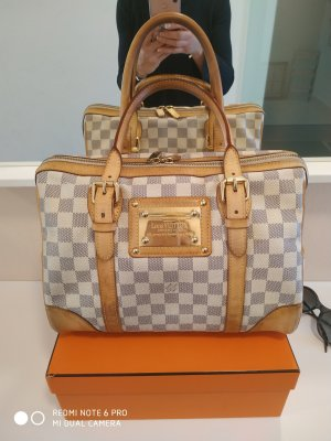 Louis Vuitton Berkeley Damier Azur, Speedy