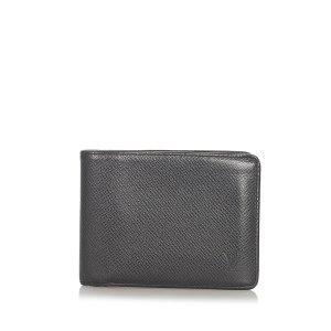 Louis Vuitton Bi-fold Taiga Small Wallet