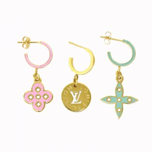 Louis Vuitton Dangle gold-colored