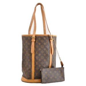 Louis Vuitton Bucket GM Pouch