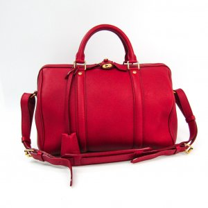 Louis Vuitton Calfskin SC Bag