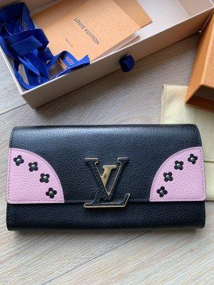 Louis Vuitton Capucines Gelbörse