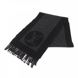 Louis Vuitton Cardiff Wool Scarf