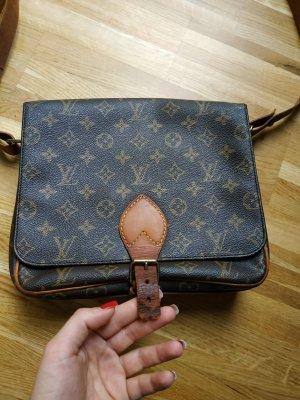 Louis Vuitton Cartouchiere GM Vintage Crossbag Umhängetasche
