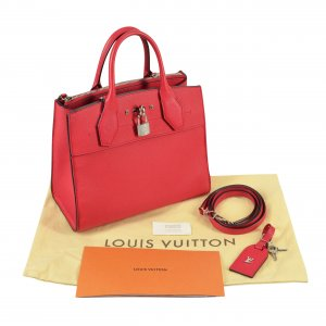 Louis Vuitton City Steamer Tote PM Handtasche @mylovelyboutique.com