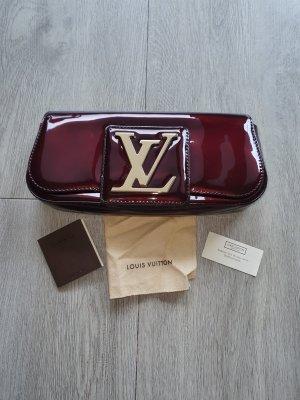 Louis Vuitton Clutch bordeaux-carmine