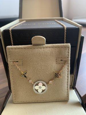 Louis Vuitton Collier Idylle Blossom, in drei Goldtönen mit Diamanten Q93541