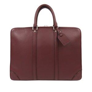 Louis Vuitton Business Bag bordeaux leather