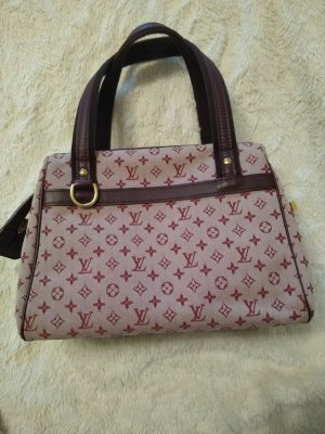 Louis Vuitton Handbag pink-purple
