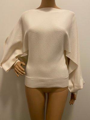 Louis Vuitton Maglione di lana crema